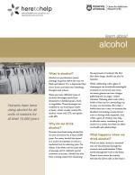 Learn about alcohol