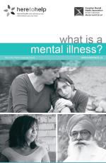 What is a Mental illness?