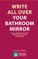 Write All Over Your Bathroom Mirror (Youth)