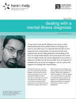 Dealing with a Mental Illness Diagnosis