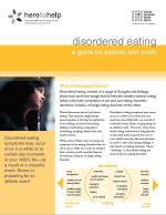 Disordered Eating: A Guide for Parents and Youth