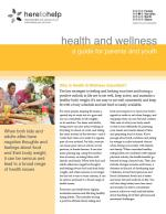 Health and Wellness: A Guide for Parents and Youth