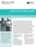Improving Mental Health