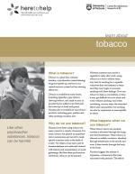 Learn about tobacco