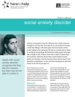 Social Anxiety Disorder