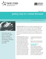 Getting Help for Mental Disorders