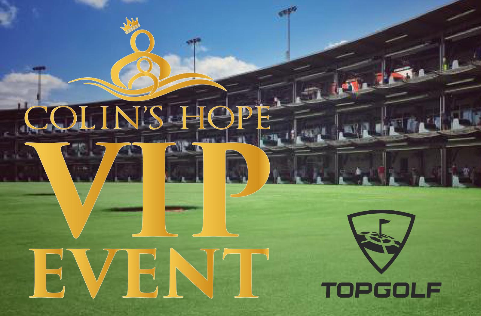 VIP Top Golf Tournament
