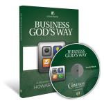 Business God's Way Audiobook (CD)