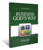 Business God's Way DVD Series (Student)