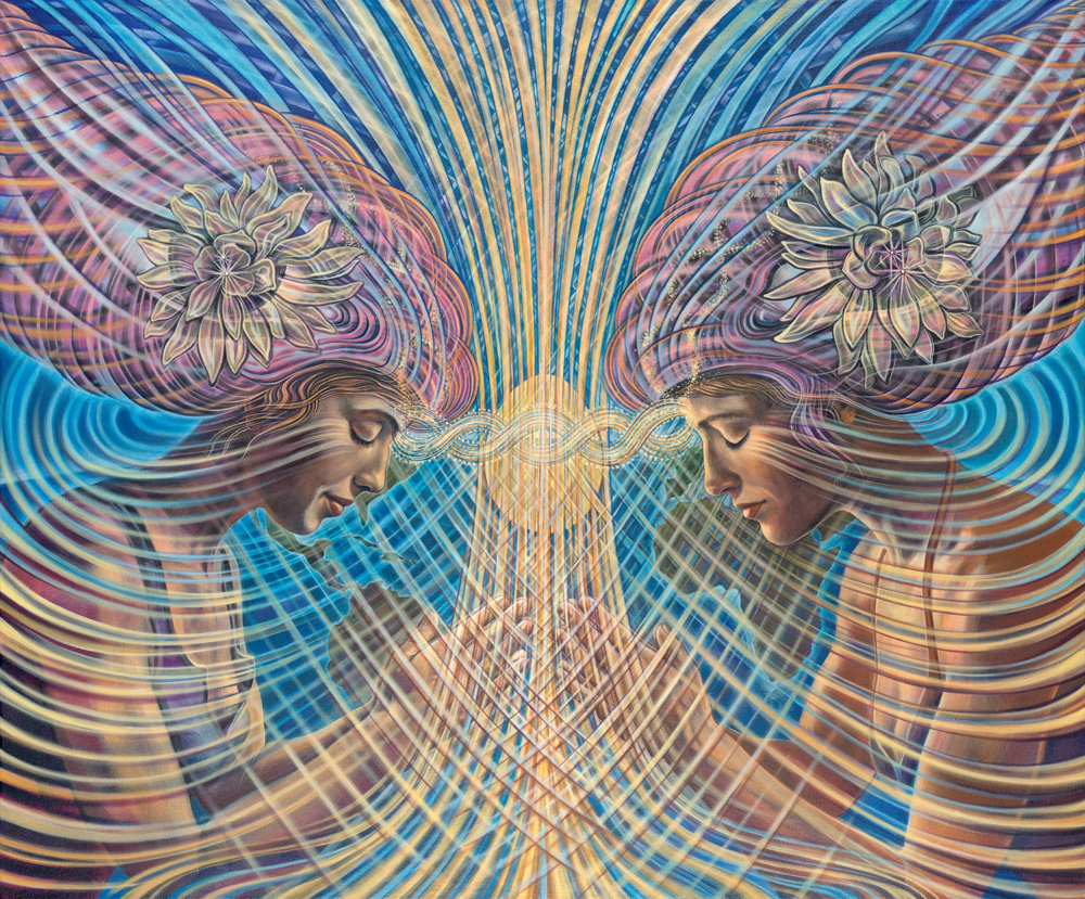 Finding Oneness In Art Paintings