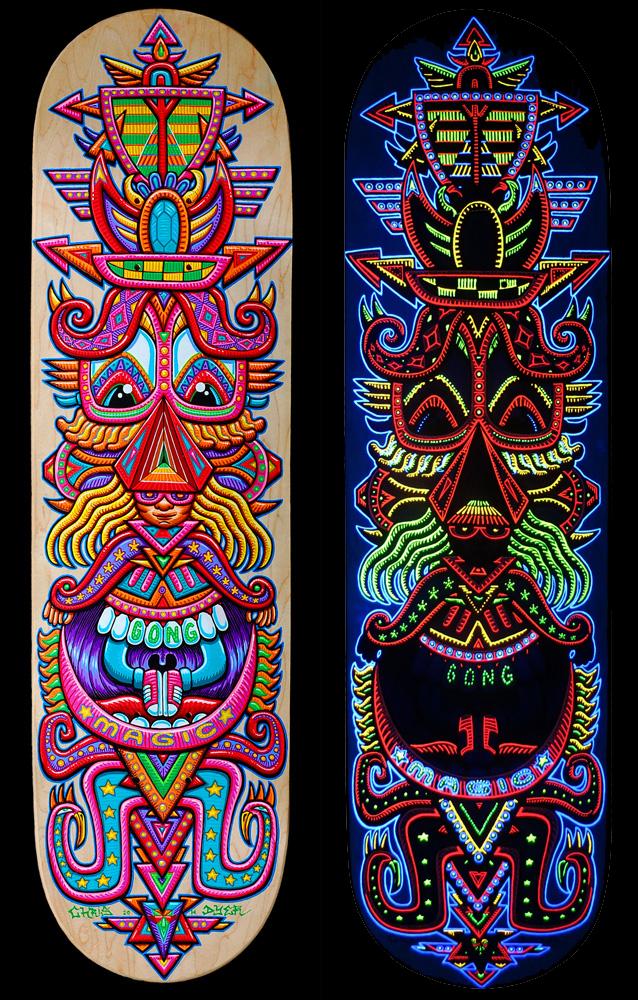 for Best paint for skateboard decks