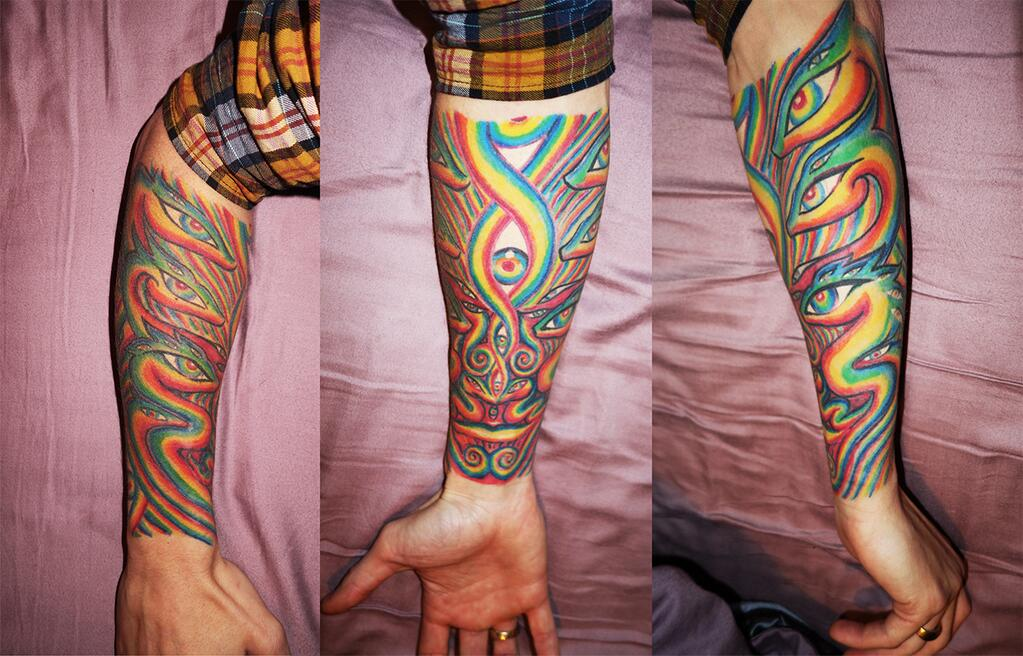 Liminality alex grey for Great falls tattoo shops