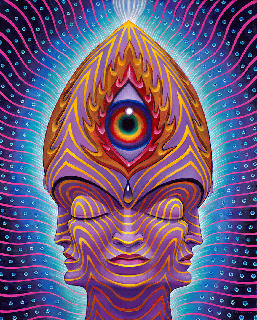 Cosm Blog Live Painting