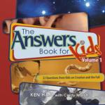 Answer Book for Kids Vol. 1