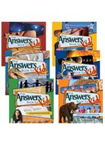 Answers For Kids Set
