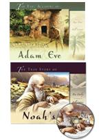 Account of Adam & Eve- Story of Noah