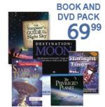 Astronomy: Book and DVD Pack