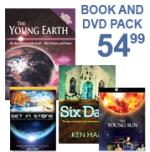Young Earth: Book and DVD Set
