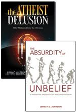 The Atheist Delusion Offer