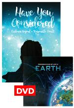 Devotional and Earth DVD