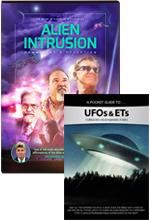 Aliens Intrusion Book and DVD Offer