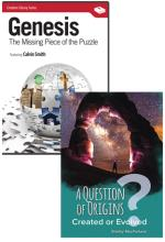 Genesis The Missing Piece and Question of Origins