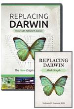 Replacing Darwin DVD & Booklet