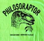 Philosoraptor T Shirt