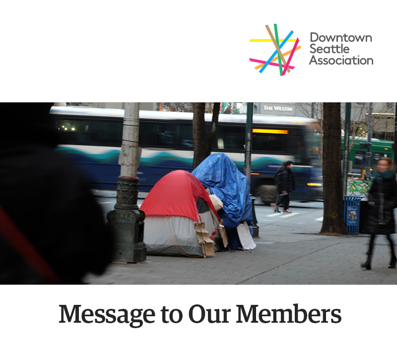 Message to Our Members