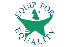 Equip for Equality logo