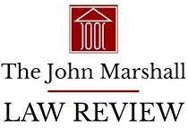 John Marshall Law Review Logo