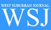 West Suburban Jounal logo - stylized WSJ