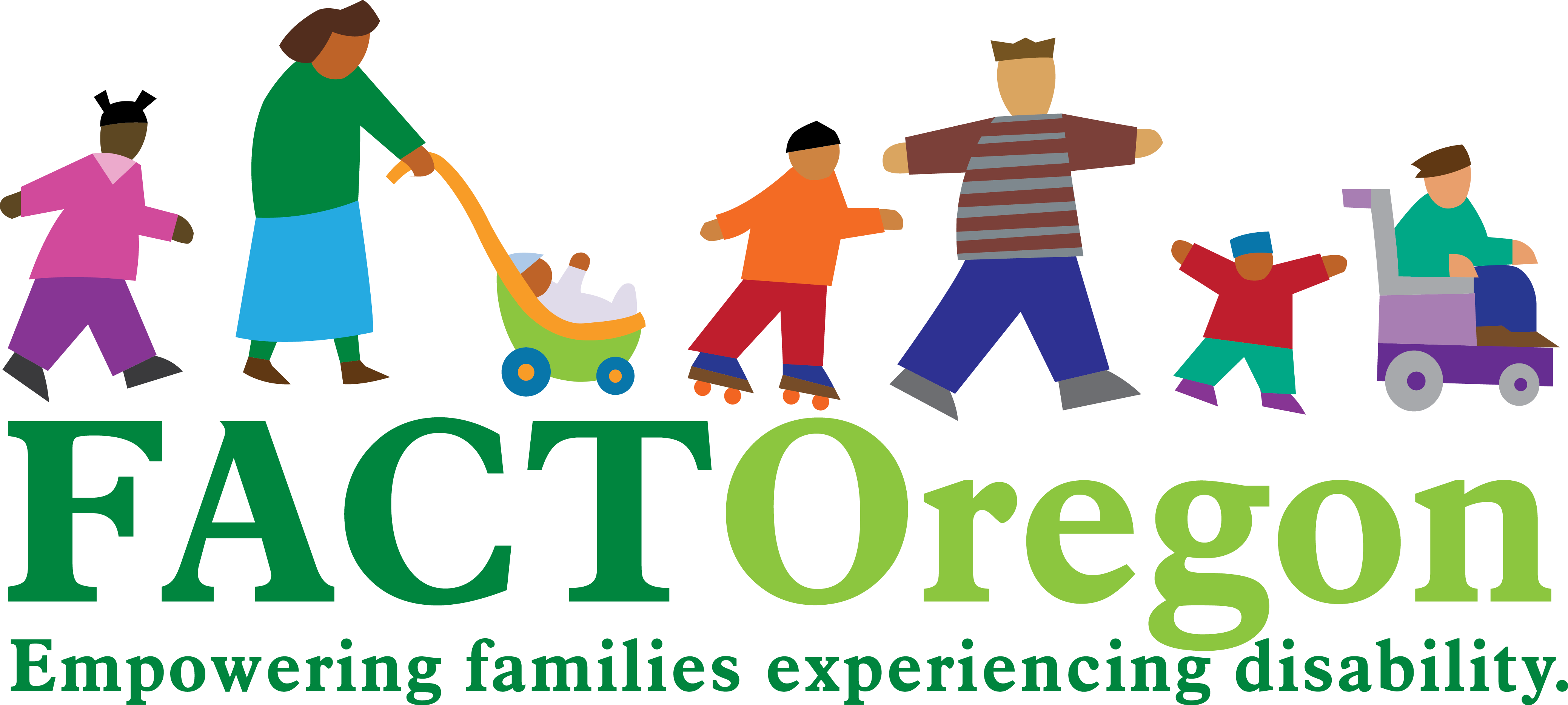 FACT Oregon Empowering Oregon Families Experiencing Disability