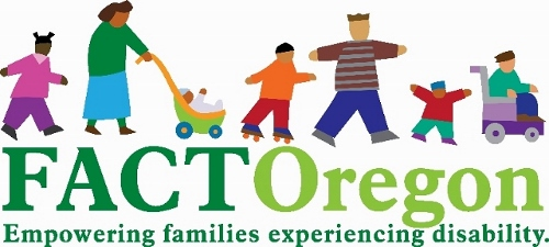 FACT Oregon Empowering families experiencing disability