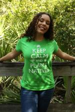 Keep Calm Native Plants