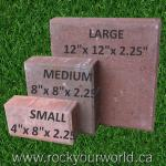 "12"" x 12"" Engraved Brick"