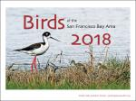 2018 Birds of the Bay Area Calendar