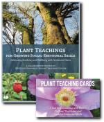Plant Teachings Book and Card Set