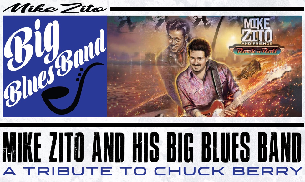 Mike Zito Big Band Tour