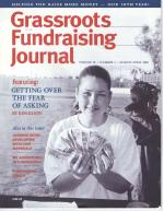 Grassroots Fundraising Journal- Vol. 20 No. 2- Back Issue