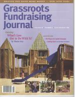 Grassroots Fundraising Journal- Vol. 20 No. 4- Back Issue
