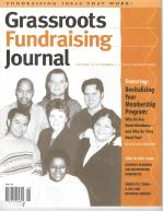 Grassroots Fundraising Journal- Vol. 21 No. 4- Back Issue