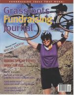 Grassroots Fundraising Journal- Vol. 21 No. 6- Back Issue