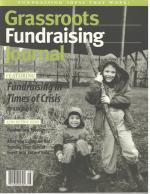 Grassroots Fundraising Journal- Vol. 22 No. 4- Back Issue