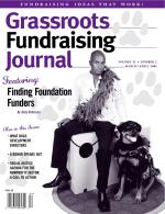 Grassroots Fundraising Journal- Vol. 23 No. 2- Back Issue