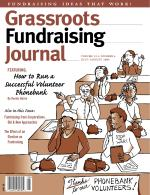 Grassroots Fundraising Journal- Vol. 23 No. 4- Back Issue