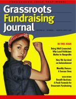 Grassroots Fundraising Journal- Vol. 24 No. 2- Back Issue
