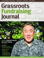 Grassroots Fundraising Journal- Vol. 24 No. 6- Back Issue