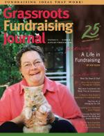 Grassroots Fundraising Journal- Vol. 25 No. 1- Back Issue