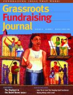 Grassroots Fundraising Journal- Vol. 25 No. 2- Back Issue